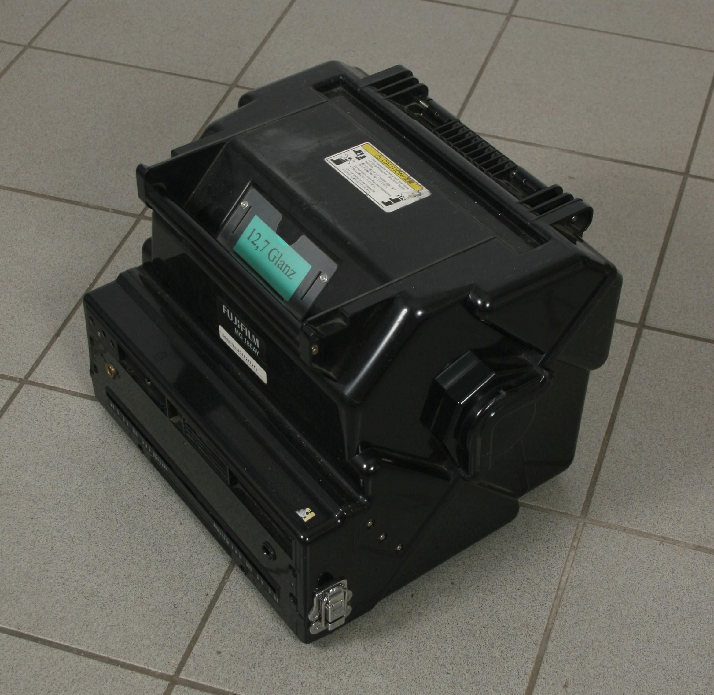 Die geheimnisvollen schwarzen Kisten