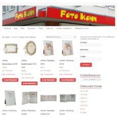 Unser Shop ist jetzt Online